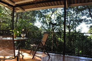 Porch Great tinamou Cottage