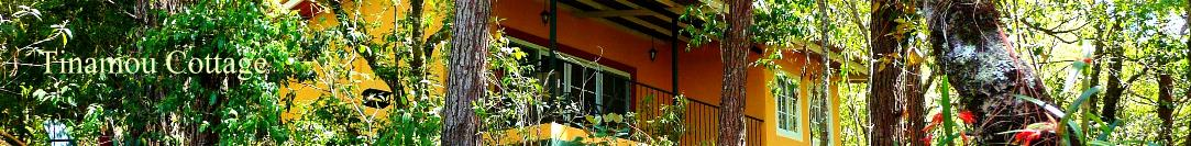 Highland Tinamou Cottage ,Hotels Boquete, Panama